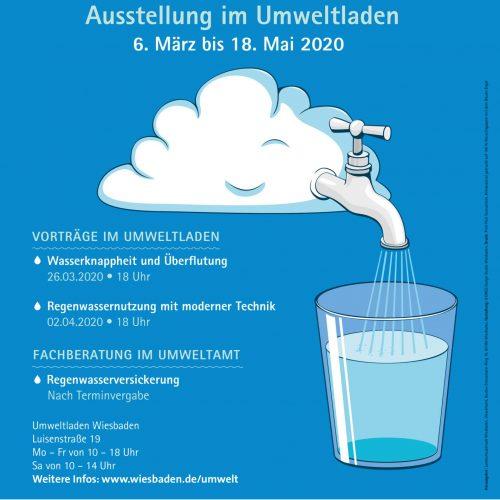 Ausstellungsdesign für das Umweltamt Wiesbaden