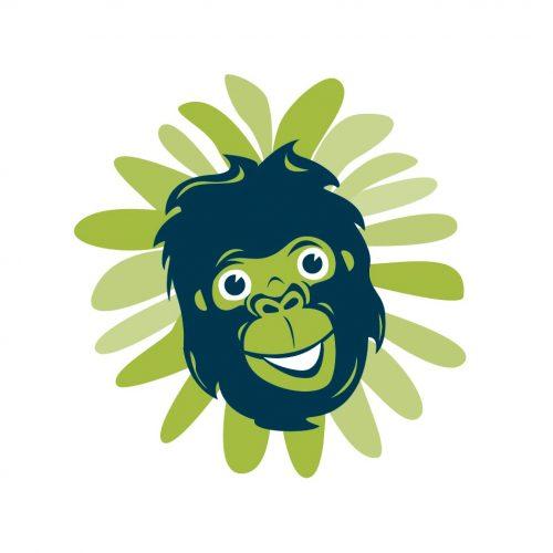 Logo-Design für Green Gorilla